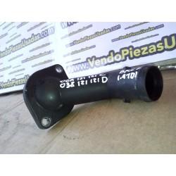 VAG- pipa codo agua termostato 06A121121C - 038121121B