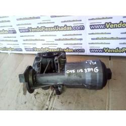 VAG- soporte filtro de aceite enfriador 045115389G