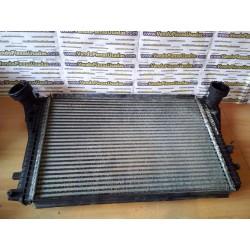 VAG- radiador intercooler aire admision BEHR 80827