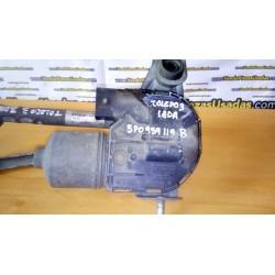 ALTEA TOLEDO 3- motor limpia limpiaparabrisas delantero izquierdo 5P0959119B - 0390241936