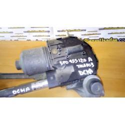 ALTEA TOLEDO 3- motor limpia limpiaparabrisas delantero derecho 5P0959120A - 0390241759