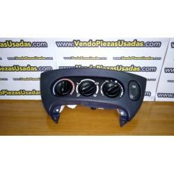 MEGANE 1 FASE 2 COUPE - mandos calefacción aire VALEO 662370R