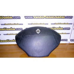 MEGANE 1 FASE 2 - airbag de volante 7700427616D
