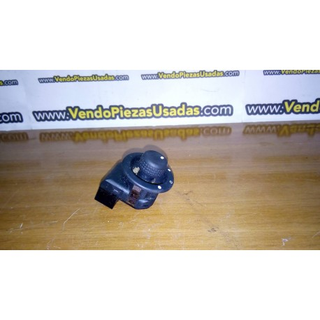 MEGANE 1 SCENIC 1 KANGOO - botón mando regulador espejos 7700847433F