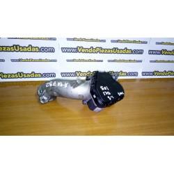 MEGANE 2 SCENIC 2 LAGUNA 3 CLIO 3 QASHQAI - caja de mariposas EGR - 1500 DCI K9K732 8200302798F