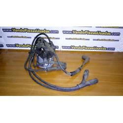 SKODA FELICIA 1300- Tapa delco bobina pipetas 0235440 4 23 FAE ISO 3808 C