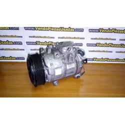 IBIZA 6J 6L FABIA POLO 9N - compresor aire acondicionado 6Q0820808 JP 447190-8891