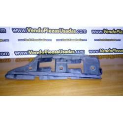VW GOLF 5 - Soporte guías defensa aleta izquierda paragolpes plástico 1K0807183