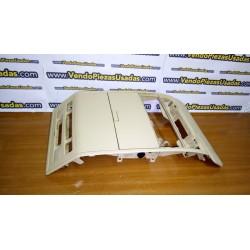 VW TOUAREG - Base esqueleto luz de techo con parasol beig 7L6867508D