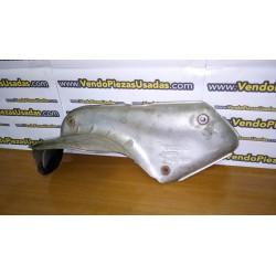 VOLVO S40 - Tapa protección aluminio anticalórico 9189284