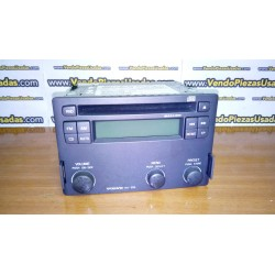 VOLVO S40 - V40 - Radio cd original HU555 HU 555 P30623407 34W384B HU555