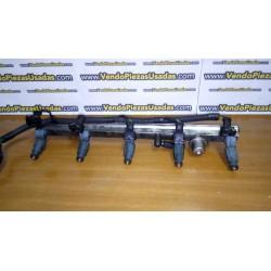 VOLVO S60 S80 V70 XC70- Rampa inyectora B5244S - B5234T3 - 9202710 0444196