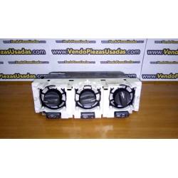 VOLVO S40 -V40 - Mandos calefacción interior botones 4970 ALPS 863583 98W43K