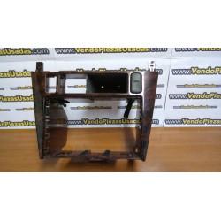 VOLVO S40 - mueble radio cd color madera esqueleto din 73180
