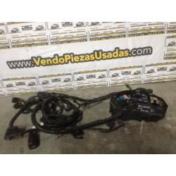 TOUAREG instalación eléctrica motor con caja fusibles