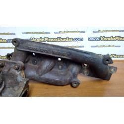 VOLVO S40 - V40 - Colector colectores de escape 2000 Turbo - 9497861 04W495 JAPAN