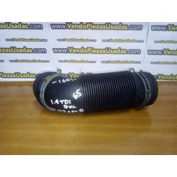 AUDI - SEAT - VOLKSWAGEN - SKODA - Tubo flexible caja de aire admisión 1K0129684B