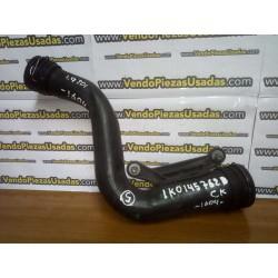 AUDI - SEAT - VOLKSWAGEN - SKODA - Tubo plástico intercooler 1900 TDI - 1K0145762CK