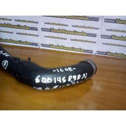 IBIZA 6L - FABIA 6Y - POLO 9N - Tubo intercooler 1400 TDI 6Q0145838M
