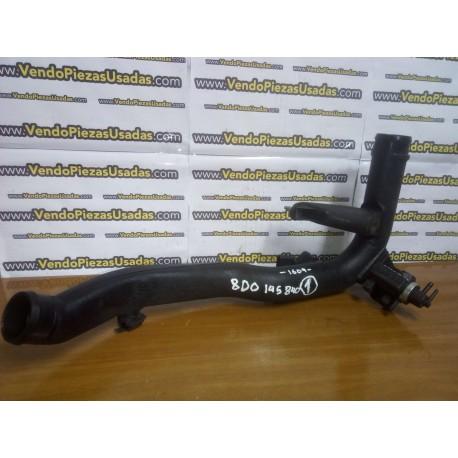 AUDI A4 B5 - PASSAT - Tubo intercooler plástico 8D0145840