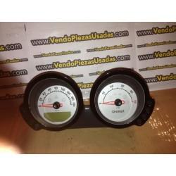 SMART FOR FOUR cuadro de instrumentos velocímetro PMN901972-A4545403311