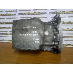 SMART FORFOUR 454 - CÁRTER carter de aluminio 1500 CDI A6390140602