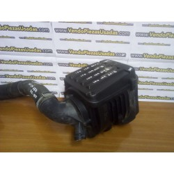A3 GOLF 5 LEON 2 - Caja filtro de aire 1600 GASOLINA 1F0129607B 1F0129620C