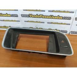 8R1857186N -Plástico display botón warning emergencia AUDI Q5 8R