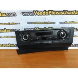 8T1820043AP - Mandos climatizador AUDI A4 8K B8 A5 8T Q5 8R