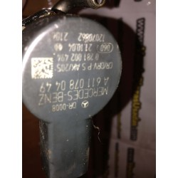SMART FOR FOUR-MITSUBISHI COLT válvula control de presión 1.5cdi 2005 A6110780449