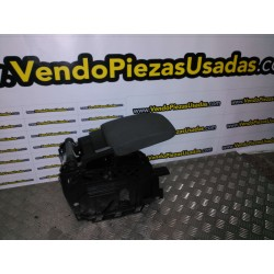 1K0864207D - GOLF 5 EOS JETTA - REPOSABRAZOS EXTENSIBLE SOLO TAPA CON CARRACA