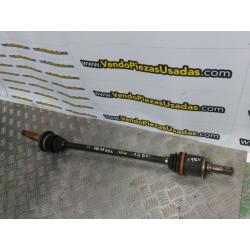 HONDA HRV - 2001 - 1600-16V- PALIER TRASERO IZQUIERDO - D16W1