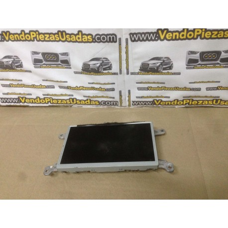 A5-A4 B8-S5-Q5- pantalla navegador panasonic 8T0919603G