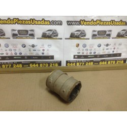 Abrazadera conector de tubo de escape