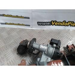 YXB100350 MG ZR ROVER - CONTACTO CON LLAVES Y MANDOS 2001