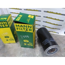 W1170 FILTRO MANN- FIAT IVECO