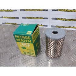 H719 1 H719/1 FILTRO MANN SKODA CLASSIC