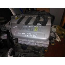 MOTOR RENAULT 1400 16V K4J C7 50 2002