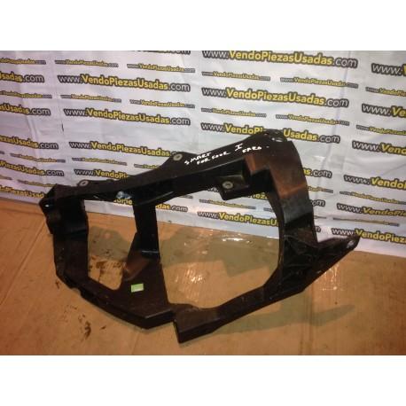SMART FORFOUR- soporte faro izquierdo A4546200901