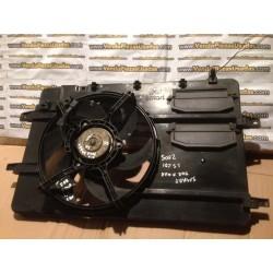 SMART FORFOUR-MITSUBISHI COLT- electroventilador ventilador carcasa A4545001103