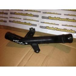 SMART FORFOUR-MITSUBISHI COLT- tubo plástico de intercooler A6390900129