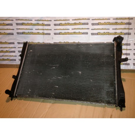 SMART FORFOUR-MITSUBISHI COLT- radiador motor agua refrigrante