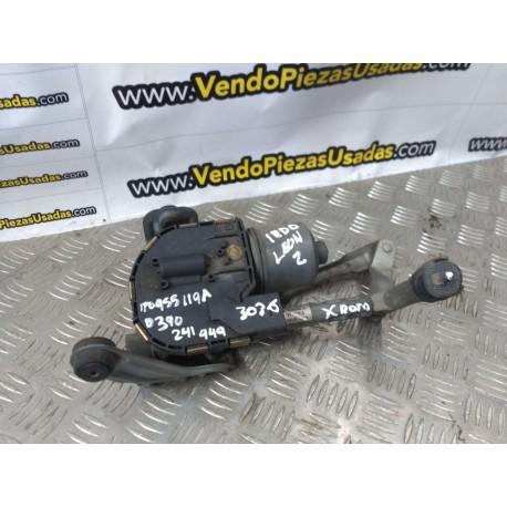 1P0955119A - MOTOR LIMPIA LIMPIAPARBRISAS SEAT LEON 2 2006 IZQUIERDO