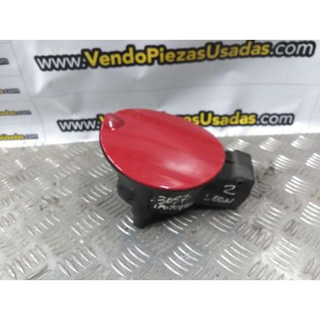 1P0809905 TAPA DEPOSITO DE COMBUSTIBLE SEAT LEON 2 2006 ROJO