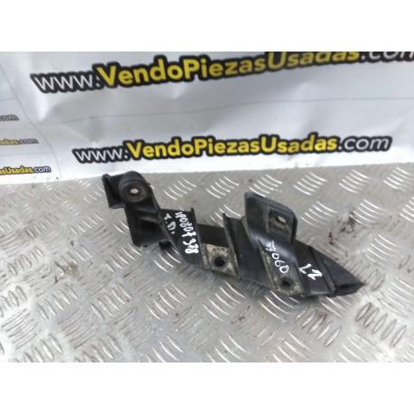 1P0807378 SOPORTE PLASTICO TRASERO DERECHO SEAT LEON 2 2006