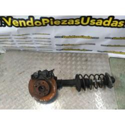 FIAT PUNTO 1700 TD MECANICA IZQUIERDA COMPLETA MANGUETA SUSPENSION PINZA