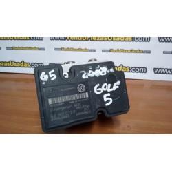 A3-GOLF5-LEON2-ALTEA-TOLEDO3-CADDY-EOS-TOURAN-módulo de ABS 1K0907379P - 1K0614117H