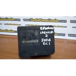 LAGUNA 2 - VEL SATIS ESPACE - módulo de ABS 8200808145