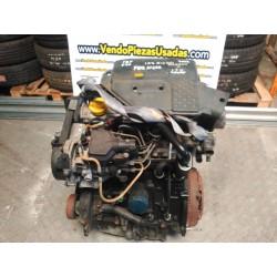 MOTOR RENAULT F8Q N622 1900 D MEGANE COUPE 2002 - F8T FDP-