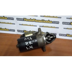 MG ZR - motor de arranque 14 16v -